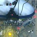 بازی آنلاین فلش آسمان سوخته - اکشن تیر اندازی