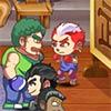 بازی آنلاین فلش رزمی دو برادر مبارز - جنگی اکشن