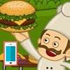 بازی آنلاین فلش همبرگر دیوانه