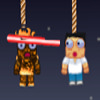 بازی آنلاین فلش زامبی جکی و زامبی ها - فیزیک