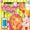 بازی آنلاین فلش آشپزی استاد پخت پیتزا - دخترانه