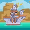 بازی آنلاین فلش فرد کشتی جنگی - قایق سواری کشتی رانی