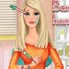 بازی آنلاین فلش دکتری باربی معالجه دست - دخترانه