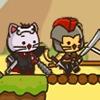 بازی آنلاین فلش حمله نیروی وِیژه گربه ها