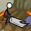 بازی آنلاین فلش شمشیر زن زاسین - شمشیری