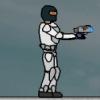 بازی آنلاین فلش سرباز مدرن : سفر به آینده