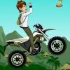بازی آنلاین فلش بن تن بن 10 موتورسواری
