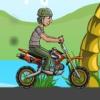 بازی آنلاین فلش دوچرخه سواری مسابقات قهرمانی کوهستان - ورزشی