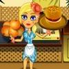 بازی آنلاین رستوران داری اسنک فروشی خانم جنیفر دخترانه فلش