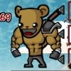بازی آنلاین فلش خرس های جنگاور جنگی