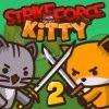 بازی آنلاین فلش حمله نیروی ویژه گربه ها 2