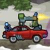 بازی آنلاین فلش ماشین جنگی جاده های خشم 2 فلش