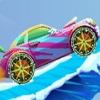 بازی آنلاین فلش مسابقه ای ماشین دیوانگان نیترو ورزشی