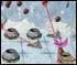 بازی آنلاین فلش سنگ های ماه - استراتژی
