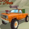 بازی آنلاین فلش کامیون برای کامپیوتر چالش کوهستان
