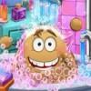 بازی آنلاین فلش مراقبت از پو در حمام کردن