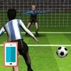 بازی آنلاین فلش فوتبال پنالتی 12 متر