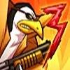 بازی آنلاین پنگوئن ها و زامبی 3 فلش