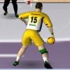 بازی آنلاین هندبال برای کامپیوتر جام جهانی فلش