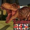بازی آنلاین دایناسور برای کامپیوتر تی رکس لندن فلش