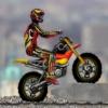 بازی موتور سواری چالش موانع در آلمان