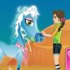 بازی آنلاین فلش بازی آنلاین اسب های مهربون پونی فلش