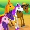بازی اسب سواری دخترانه جدید