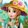 بازی آنا و مزرعه گل ها مزرعه داری