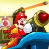 بازی قارچ خور ماریو و کشتی اژدر انداز