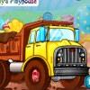 بازی آنلاین کامیون باربری حمل آب نبات جدید