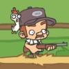 بازی آنلاین دیل مزرعه دار و طوطی تیراندازی