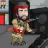 بازی پرتابی رئیس جمهور ها بر علیه تروریست ها