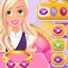 بازی آنلاین جواهر فروشی و جواهر سازی باربی دخترانه