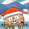 بازی آنلاین خوک بازیگوش در گودال 3 فیزیک