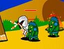 بازی آنلاین فلش دفاع اولیه - تیر اندازی