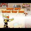 بازی آنلاین فلش قهرمان زره پوش مدافع پایگاه - تیر اندازی