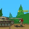 بازی آنلاین فلش دوران جنگ - استراتژی