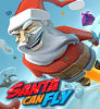 بازی آنلاین فلش پرواز بابانوئل - تیر اندازی