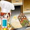 بازی آنلاین فلش آشپزی کباب - دخترانه