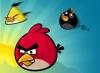 بازی آنلاین فلش پرندگان عصبانی: توپخانه انگری بردز