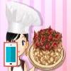 بازی آنلاین فلش آشپزی کیک شکلاتی خوشمزه - دخترانه