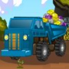 بازی آنلاین فلش کامیون سواری حمل صخره