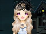 بازی آنلاین فلش مدل لباس عروس در خانه وحشت - دخترانه