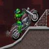 بازی آنلاین فلش لاکپشت های نینجا : موتور سواری در شهر - ورزشی
