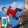 بازی آنلاین فلش اسکیت سواری - ورزشی