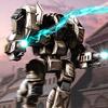 بازی آنلاین فلش ربات مدافع - اکشن