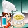 بازی آنلاین فلش آشپزی مرغ و پیراشکی - دخترانه
