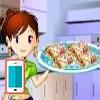 بازی آنلاین فلش آشپزی رولت لازانیای مرغ - دخترانه