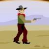 بازی آنلاین فلش دوئل کابوی های غرب وحشی - وسترن تیر اندازی