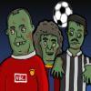 بازی آنلاین فلش روز مسابقه فوتبال مرگبار - زامبی ورزشی